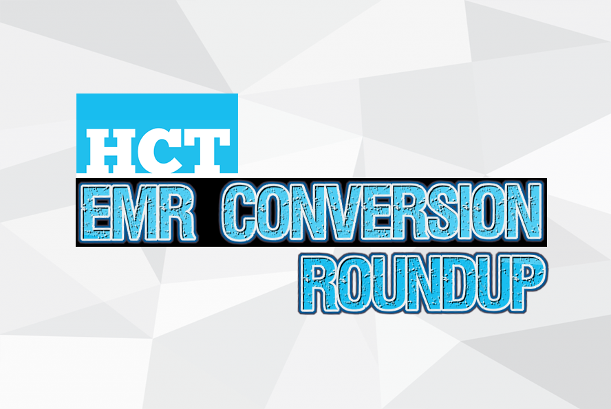 EMR Conversion Roundup-emr conversion jobs